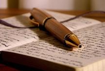 wett ink / I write for the very reason I breathe... / by Delmetria Millener-thawriter