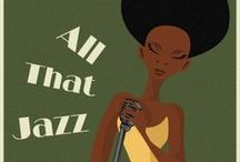 Jazz Albums and Graphics / by Maya