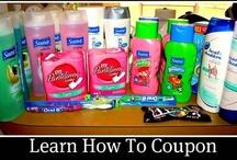 Couponing/Frugal Finds / by Bekkie Leonard
