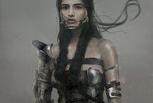 Armor / historical, fantasy, futuristic / by Heather Johnson