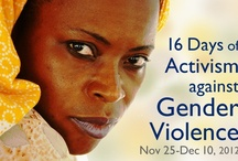 16 Days of Activism Against GBV 2012 / by Women's Refugee Commission
