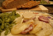 Casseroles / by Mennonite Girls Can Cook