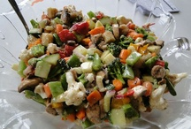 Salads and Dressings / by Mennonite Girls Can Cook