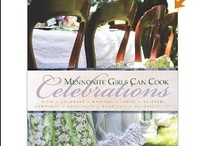 Cookbooks / by Mennonite Girls Can Cook