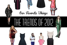 These are a few of our favorite things...The best of 2012 / by Maggy London