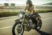 Moto maquinas / by Megan Claire