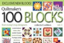 Quiltmaker's 100 Blocks Vol 3 / Blocks, projects and setting ideas using the blocks from Quiltmaker's 100 Blocks Volume 3 magazine. quiltmaker.com/100blocks / by Quiltmaker Magazine