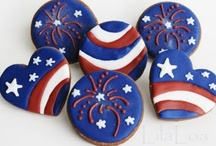 4th of july ideas / by ❤️Mandy Evert❤️