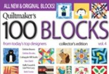 Quiltmaker's 100 Blocks Vol 4 / by Quiltmaker Magazine
