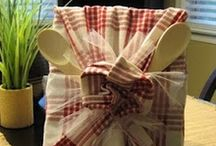 DIY Gifts / by Linda Wiseman @BlessedBeyondCrazy.com
