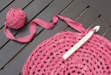 DIY: Knitting, Crochet, & Embroidery / by Swoodson Says