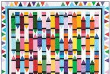 Color Stories / Fun displays of color / by Quiltmaker Magazine