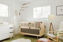 Decor: Nursery! / by Swoodson Says