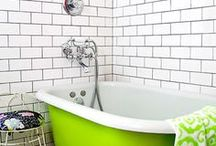 Decor: Bathrooms / by Swoodson Says