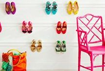 Decor:Closet / by Swoodson Says