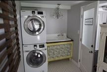 Decor: Laundry Space / by Swoodson Says