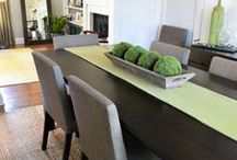 Decor: Dining Room / by Swoodson Says