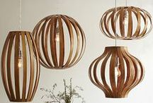 Decor: Lighting / by Swoodson Says