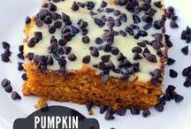 Food - I love PUMPKIN / by Kathleen Kirby Vallejo