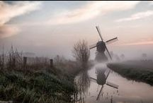 Windmills Of Your Mind / Photos of Windmills / by Trish