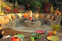 The Great Outdoors / Making the outside of your home as beautiful and functional and fun as the inside! / by Shera {A Frog In My Soup}