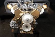 Motor / & mechanized / by David Moskow