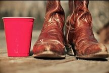 "Red Solo Cup / Inspired by the single ""Red Solo Cup"" by Toby Keith...Red Solo cup, you're not just a cup. You're my friend. Thank you for being my friend.  / by Show Dog-Universal"