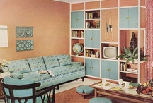 My Retro Dream House / by Jena Ardell
