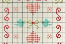 Cross Stitch Patterns Misc / by Christel Krampitz