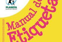 Manual de Etiqueta 2013 / Colorido, informativo e divertido, o 5º Manual de Etiqueta do Planeta Sustentável traz 10 listas com 99 ideias para tornar o seu dia a dia mais sustentável: http://abr.io/J0dZ  Baixe o seu agora: http://abr.io/J0dh / by Planeta Sustentável