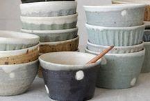 Pots, pots, and more pots... / by Kim Leethal