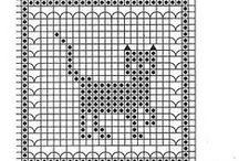 Cross Stitch: Animals / by Christel Krampitz