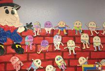 My pre-K classroom / Preschool Crafts / by Jessica Puente