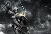 Best sign EVER - Sagittarius! / by Yolanda Juarez-Pierce