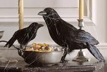 """Halloween ideas / I don't like """"cute"""" Halloween. I like """"Creepy."""" With a capital C. I want my house to be the awesomest, scariest Haunted Mansion in town. / by Wendi Dunlap"""