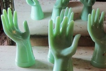 Green things. / by Wendi Dunlap