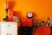 Orange things. / by Wendi Dunlap