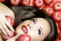 healthy food options / by Amanda Kelley