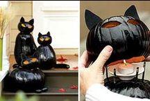 halloween inspiration / by Amanda Kelley