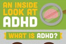 ADD/ADHD / by Moss Hathcock