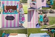 Ice Cream Party Ideas / by Kara Abrahamsen Lillian Hope Designs