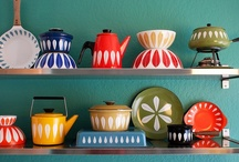 Enamoured with enamel!  / by Oh So Lovely Vintage