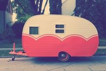 Our mobile shop, Olive! / by Oh So Lovely Vintage