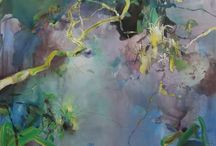 Art - Painting / Mostly paint, all mediums, many styles, all fine art work. / by Jo Reimer