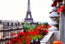 Paris and All Things French / by Stephanie L. Dailey