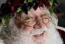 Santa in the Flesh / by Donna Barner