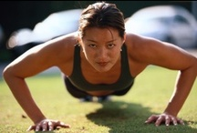 """Fitness Junkie / """"Take care of your body. It's the only place you have to live."""" - Jim Rohn  / by Sarah"""