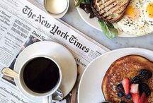 Brunch & Breakfast / by Ginger Horton