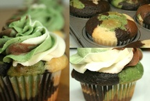 Camo Baby Showers! / Great assortment of camo baby shower ideas, supplies and decorations as I collect them from all around the internet.  #ppgcamobaby / by potpiegirl