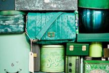 green / by Jennifer Stone | The Cultivated Farmhouse